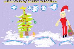 Blanka Mikołajczyk kl. 1 D