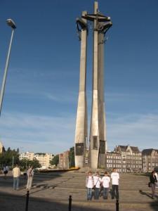 Pomnik Trzech Krzyży
